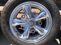 Wheels 5 spoke Made In USA