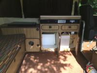 Vanagon interior reconfigure