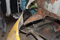1303S rear end repair
