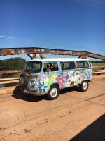 Hippie bus 69