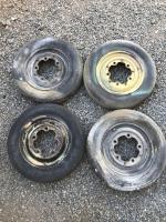 Wide Five Wheels