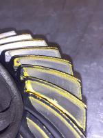 Pinion pattern