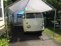 67 Westy pearl white
