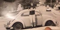 My first Bug. 1963