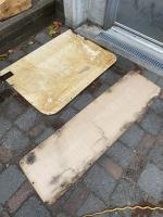 bashed up panels