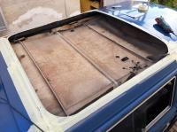 Westfalia roof install