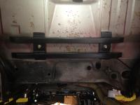 Fabricated Syncro Fuel Tank Mount