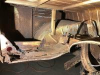 1959 Mango walkthru engine bay repair