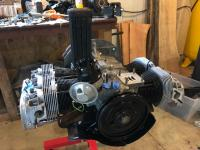 Engine build