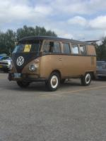 March 1964 Kombi - before
