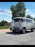 March 1964 Kombi - after