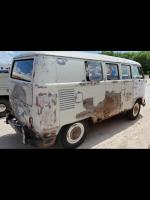 March 1964 Kombi - before and after