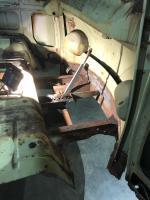 1959 Mango walkthru front floor removal