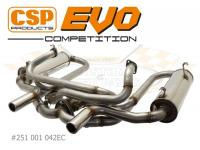 CSP competition evo exhaust
