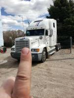 Herbie the love Freightliner