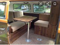 1978 ASI Riviera Camper Interior