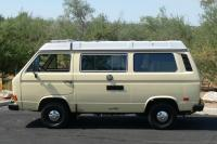 Vanagon Height