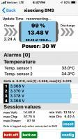 150Ah LiFePo4 battery bank