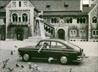 Vintage Volkswagen Type 3 photo