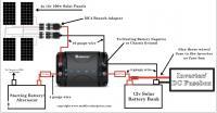 Renogy DC DC wiring diagram