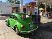 My 1974 VW Beetle made in Germany