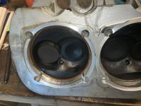 Dropped valve seat