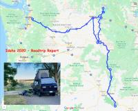 July 2020 - Idaho roadtrip