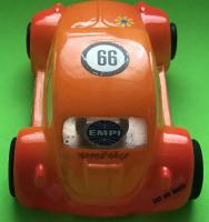Vintage Parma VW Bug 1/32 Scale Womp Slot Car