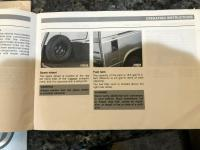 1986 syncro manual supplement