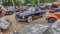 My '58 Karmann Ghia - Local Pride & Joy Car Show