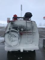 snowy syncro