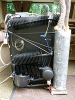 Fridge fan replacement