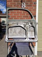 driver door inner repair