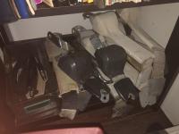 1967 seat belts
