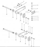 rear suspension parts pics