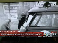 ABC news bus