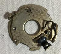 Breaker plate assembly from Bosch 205AJ distributor