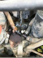 fuel leak