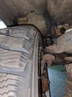 18x8 ET47 B8 Audi rims on Vanagon Westfalia