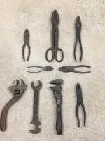Old Tool Collection