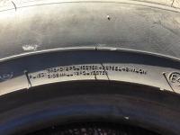 195/15 LT thunderer ranger tire