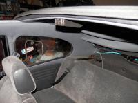 Rear seat belts - Mexican Beetle