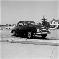 Vintage hardtop Rometsch road test photos