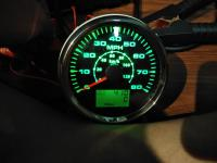 Gauges for the six seater buggy