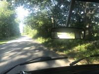 '69 rear view mirror