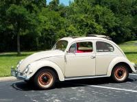 1955 Deluxe Sunroof Beetle