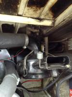 Air cleaner bracket for the forums