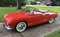 My '58 Cabriolet