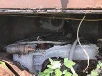 Type 4 vacuum throttle stop