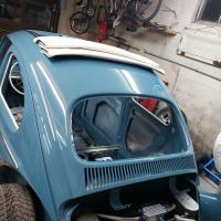 Ragtop assembly